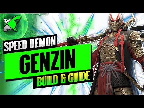 """SPEED DEMON"" Genzin Build, Guide & Masteries | Best Legendary Champions | RAID: Shadow Legends"