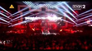 Natalia Kills - Mirrors  Live  Poland