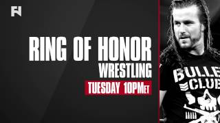 Marty Scurll vs. Will Ospreay on Ring of Honor - Tune in Tues. at 10 p.m. ET