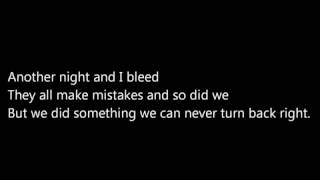 Sunrise Avenue   Fairytale Gone Bad Lyrics HQ