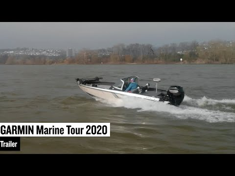 Garmin Marine Tour 2020: Trailer