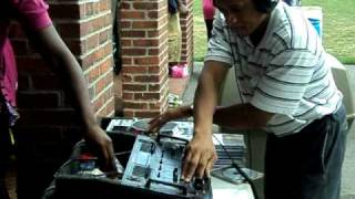 DJ Tiny Tim Gospel Mix Master