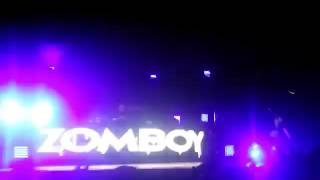Zomboy - Airborne (MUST DIE! Remix) [Live Electro Field Puerto Rico]