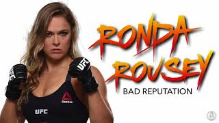 Ronda Rousey 1st Official WWE Theme Song