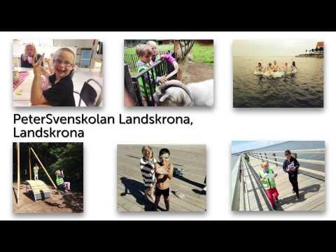 Sverigeresan - Pysslingen Skolor