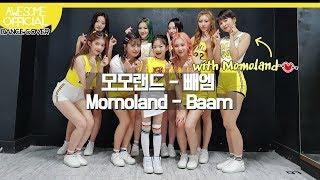 나하은 (Na Haeun) X 모모랜드 (Momoland)  - Baam Dance Cover