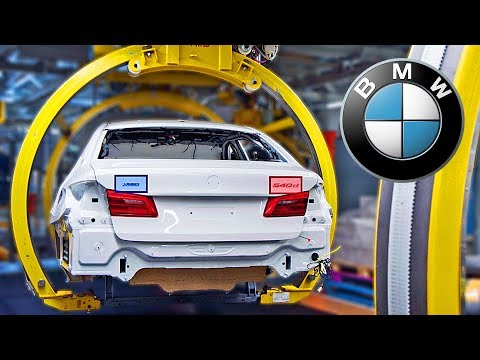 BMW Factory ? Integration of A.I. in the Production Line