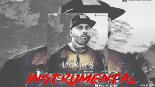 Mil lágrimas - Nicky Jam Instrumental, Pista, [Acustico] [Prod By Tiniwan] (Álbum Fénix) Nuevo 2017