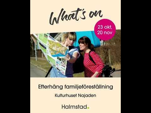 What's on - på gång i Halmstad barn och familj