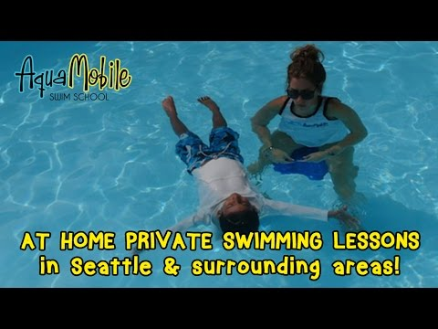 Seattle, Washington at Home Swim Lessons