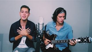 Let Me Love You Mashup | George Twins Cover