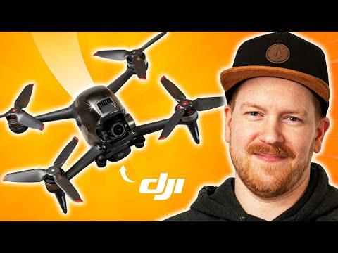 DJI FPV Drohne im REVIEW auf Deutsch – Alle Flugmodi im TEST