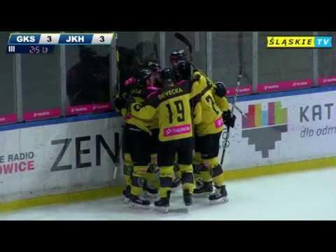 Tauron KH GKS Katowice - JKH GKS Jastrzębie 5:3