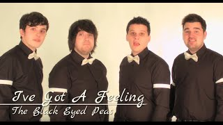 I've Got A Feeling - The Black Eyed Peas (Cover by Barbershizzlé)