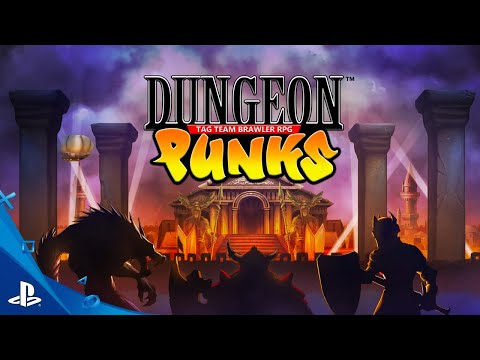 Dungeon Punks (PS VITA) Last Stage New Game+