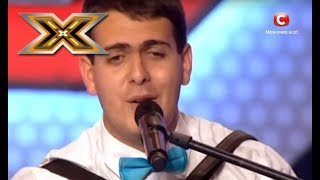 George Michel - Careless Whisper (cover version) - The X Factor - TOP 100