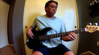 """You're The Inspiration"" (Chicago) Bass Cover"