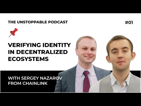 Sergey Nazarov and Matthew Gould discuss the power of Chainlink oracles and blockchain domains
