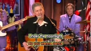 Johnny Rivers -  Do you wanna dance - Karaoke