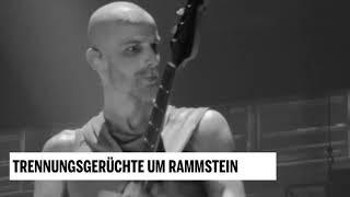 Trennungsgerüchte um Rammstein