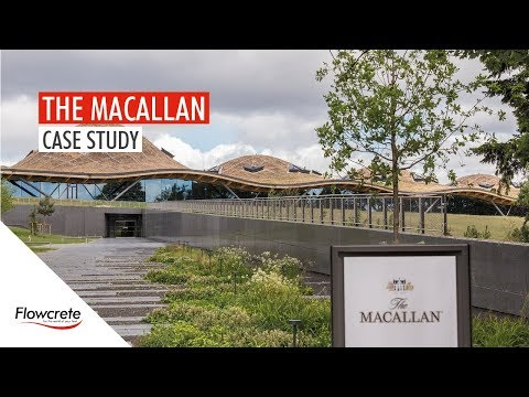 The Macallan - FeRFA Award Winning Project - Flowcrete UK