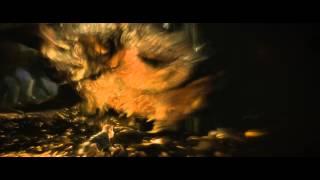 "The Hobbit The Desolation Of Smaug (Smaug and Bilbo) ""1st part"""