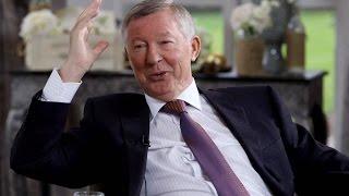 Sir Alex Ferguson Full Length Interview (w/Subtitles) - Fergie Time, Van Gaal & Developing Players