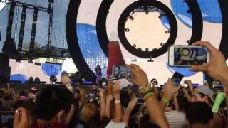 Martin Solveig Hello live at Coachella 2015