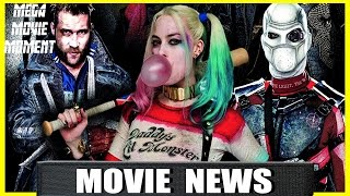 Suicide Squad Extended Cut Announced | Mega Movie Moment