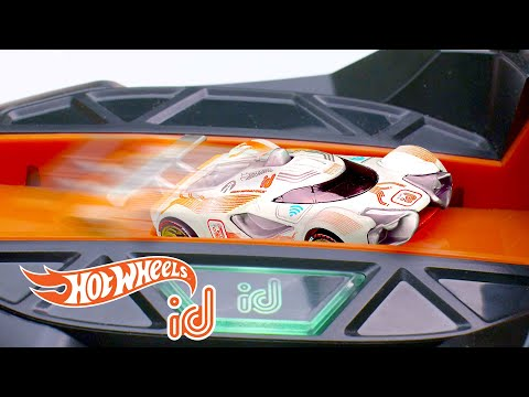 FAST FIVE! Hot Wheels id Fastest Lap Tournament! | Hot Wheels id | Hot Wheels