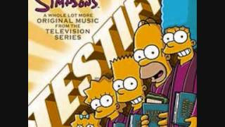 The Simpsons ft. Weird Al Yankovic - Homer and Marge