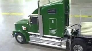 TAMIYA 1/14th Scale Knight Hauler Semi-Truck at R/CAR INDY RCAR