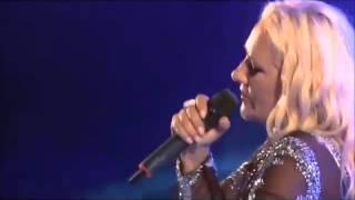 Disco de platina - Maria Lisboa - Album Tenho Fé em Deus