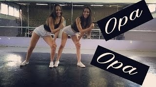 MC WM e Jerry Smith feat. DJ Pernambuco - Opa Opa - Coreografia - 2 É PAR