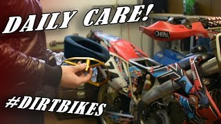 Dirt Bike Maintenance for Beginners! Make It Last Longer!