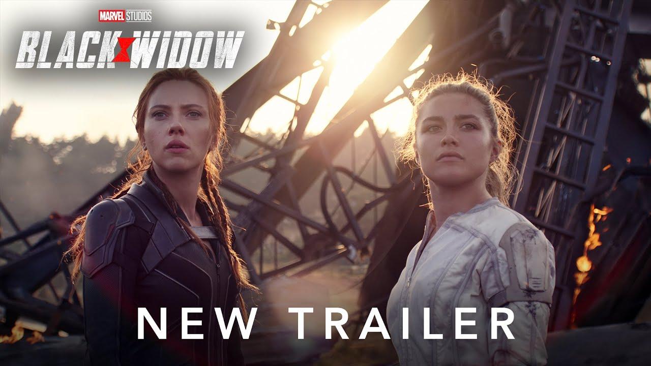 Black Widow Trailer thumbnail