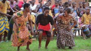 Warsztaty bębny i taniec (Ghana)