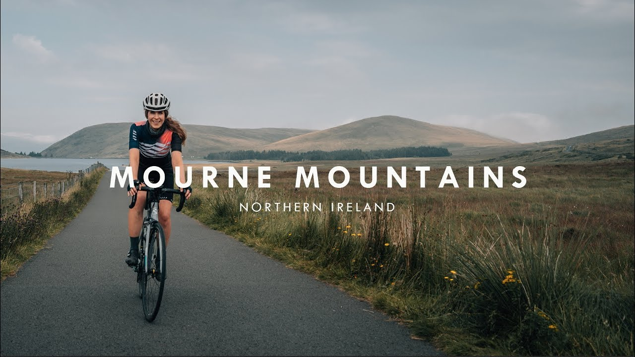 Climbing Northern Ireland's Highest Road! Mourne Mountains!