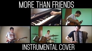 More Than Friends - Inna - MartMusician & Kamil's Instrumental Cover