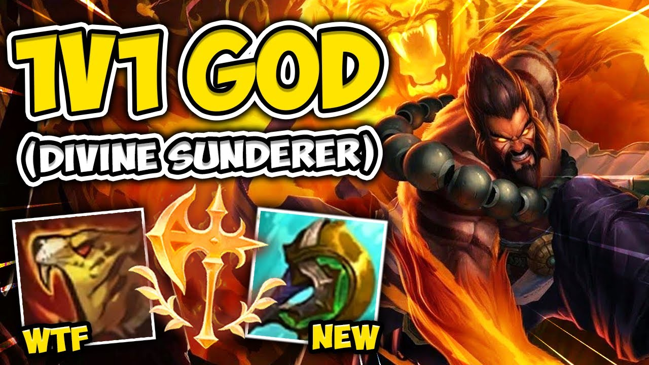 MetaSolaray - Become the BEST duelist in the game with Divine Sunderer Udyr! - League of Legends