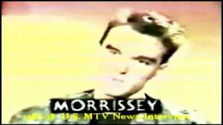 Morrissey on New Video Hour (MTV) (1986)