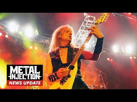 K.K. Downing Launches His Own Version of JUDAS PRIEST With Former Members | Metal Injection