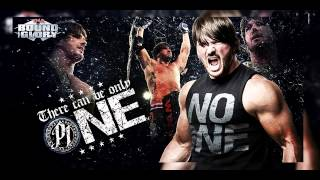 """TNA: AJ Styles """"Evil Ways"""" and """"Get Ready to Fly"""" theme."""