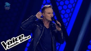 Josh - Something Just Like This | The Live Show Round 5 | The Voice SA