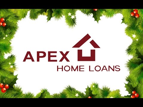 A Holiday Message from Apex Home Loans, Inc.