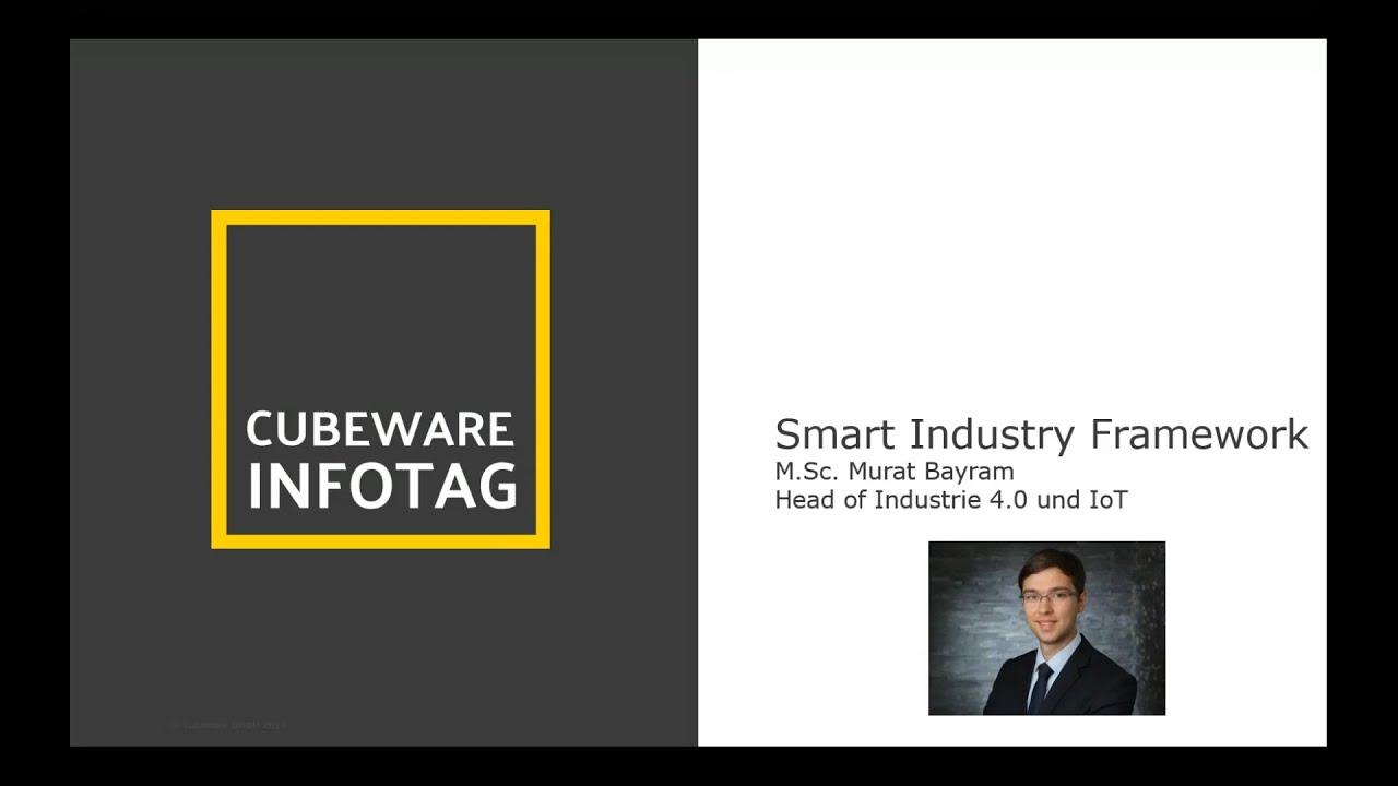 Smart Industry Framework