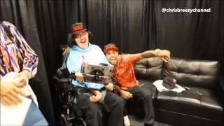 Chris Brown - Stuck On Stupid (Music Video)