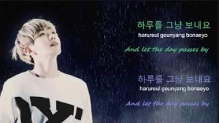 비처럼 음악처럼 (Like Rain Like Music) [ Karaoke Duet with Baekhyun ]