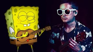twenty one pilots VS Spongebob Squarepants: Screen of the Month (Mashup by Kitchen Sink)