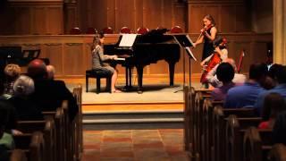 Spring Recital 2015 - 1 PM - Piano, Violin, Cello Trio